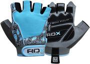 Спортивные перчатки RDX женские