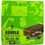 Протеиновые батончики Arnold,  Muscle Bar,  90гр/12шт