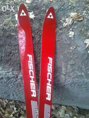 Лыжи горные FISCHER