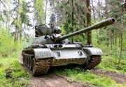 Тур поездка: катание на танке Т55
